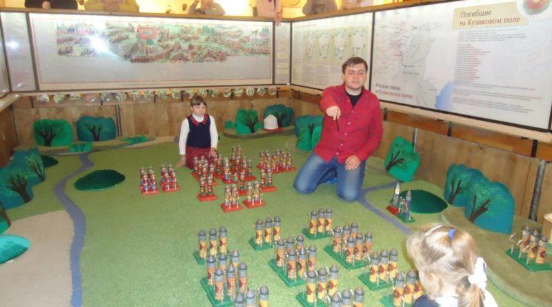 Экскурсия в музей «Тульские древности»
